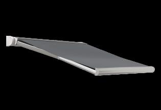 Store banne design aluminium Discret