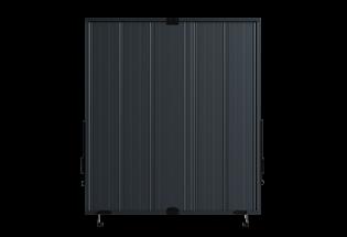 Persienne coulissante aluminium 6 vantaux Courageuse