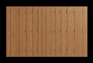 Persienne repliable bois 12 vantaux Merveilleuse
