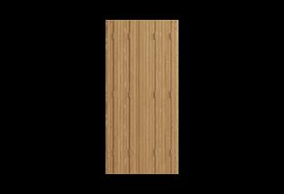 Persienne repliable bois 4 vantaux Habile