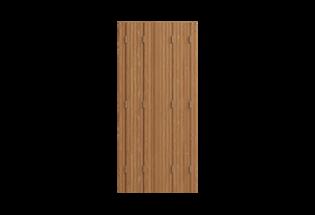 Persienne repliable bois 4 vantaux Merveilleuse